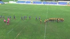 Meciul de rugby între CSM Olimpia București - Baia Mare