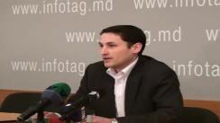 Ghenadie Vaculovschi, expert al IDRAD - Dezideratul reformei constituționale în Republica Moldova