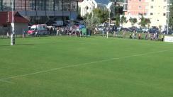Meciul de rugby între Baia Mare - Timișoara. Etapa 2 - Play Off