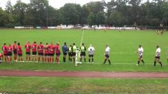 Meciul de rugby între U Cluj - Steaua București. Etapa 3 - Play Out