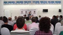 Adunarea Mișcării Populare Antimafie cu cetățenii din raionul Leova