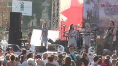 Concertul festiv organizat de PSRM cu prilejul aniversării a 70 de ani de la eliberarea Moldovei de sub ocupația fascistă