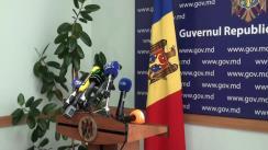 Declarațiile Valentinei Buliga după Ședința Guvernului din 26 august 2014