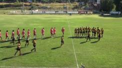 Meciul de rugby între CSM Olimpia București - Dinamo. Etapa 4 - Play Off