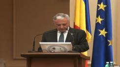"""Seminar BNR - """"Guvernanța economică în Uniunea Europeană"""""""