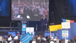 Lansarea candidaturii lui Klaus Iohannis la Președinția României