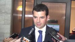 Declarațiile ministrului Agriculturii și Dezvoltării Rurale, Daniel Constantin, la Iași