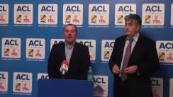 """Conferință de presă susținută de liderul consilierilor PDL din CGMB, Mircea Raicu, cu tema """"Faliment București"""""""