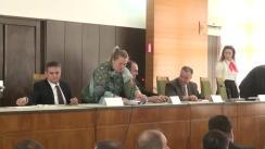 Ședința Consiliului Județean Iași din 16 octombrie 2014