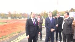 Vizita la pista finalizată a Aeroportului Iași
