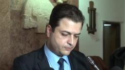 Declarațiile liderului grupului PSD din Consiliul Județean Iași, Cristi Stanciu
