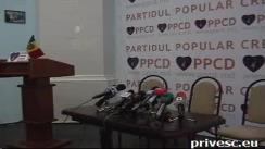 PPCD - Prezentarea dovezilor privind incalcarea legislatiei electorale in procesul alegerilor parlamentare anticipate din 29 iulie 2009