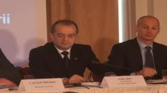 """Conferința """"Intrarea în vigoare a noului Cod civil"""". Discursul lui Emil Boc, Prim-ministru"""