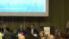 """Dezbatere organizată de Fundația Mișcarea Populară cu tema """"Modernizarea statului. Investiții și locuri de muncă"""""""