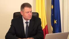 Față în față cu Klaus Iohannis (sesiune LIVE de întrebări și răspunsuri)