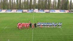 Meciul de rugby între Dinamo București - Farul Constanța