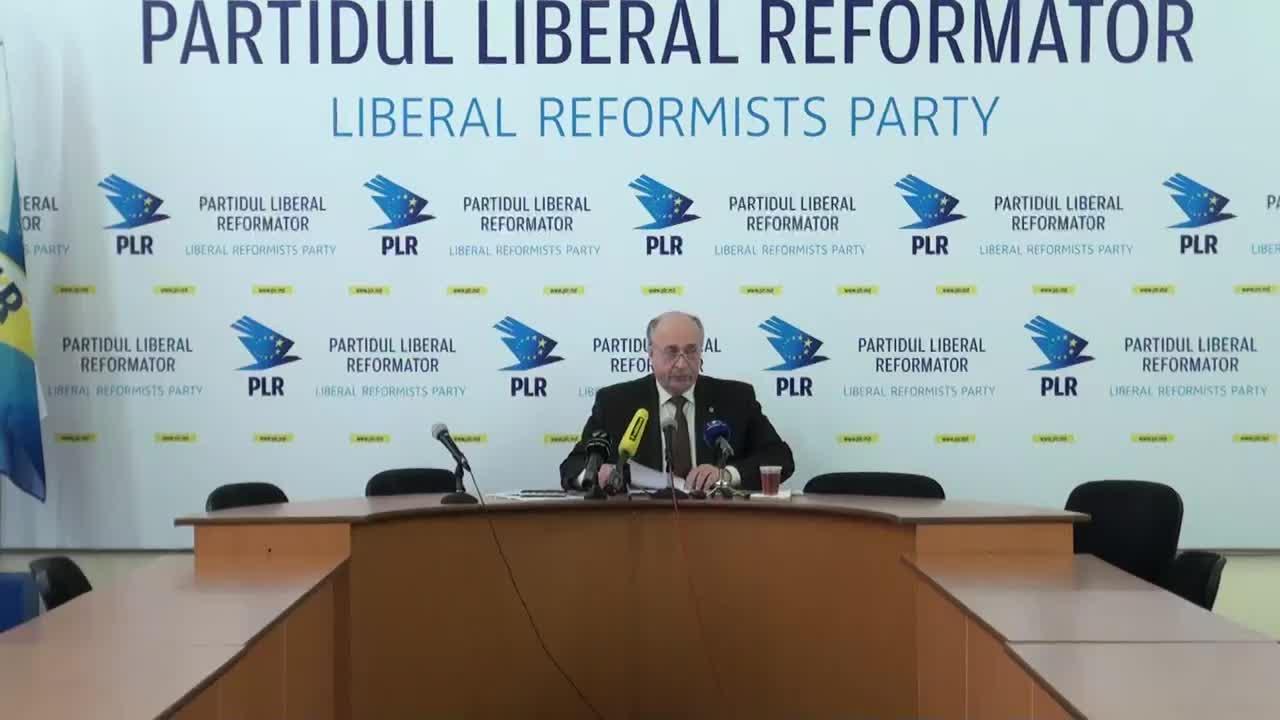 """Conferință de presă organizată de Partidul Liberal Reformator cu tema """"Postul Vocea Basarabiei este sub asediu de tip raider"""""""