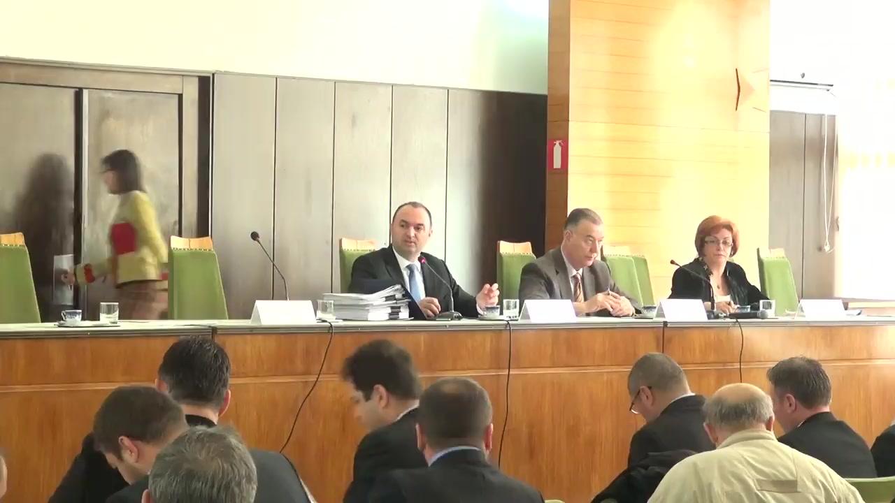 Ședința Consiliului Județean Iași din 31 octombrie 2014