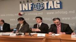 Amnesty International Moldova - Lansarea Coaliției Naționale pentru Curtea Penală Internațională: Îndemnînd Parlamentul să ratifice Statutul de la Roma