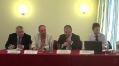 """Conferința de lansare a proiectului """"Centre de Incluziune Socială Rurală"""""""