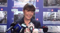Briefing susținut de Monica Macovei