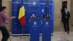 Briefing susținut de ministrul Afacerilor Externe, Titus Corlățean