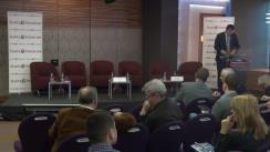 """Conferința cu tema """"Cum reconstruim încrederea între bănci și antreprenori?"""""""