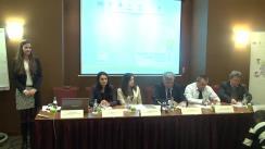 """Conferința de lansare a proiectului """"Practica de excelență pentru succesul carierei!"""""""