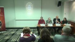 Conferință de presă pe tema înființării Premiilor Constantin Brâncoveanu pentru merite deosebite în istoria și cultura română
