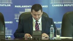 Conferință de presă susținută de deputatul PMP, Eugen Tomac, privind votul prin corespondență