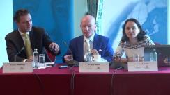 Conferință de presă privind deciziile luate în cadrul Adunării Generale a Acționarilor Fondului Proprietatea
