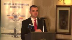 """Conferința Internațională """"Viitorul Aviației în Europa de Est"""" la Iași"""