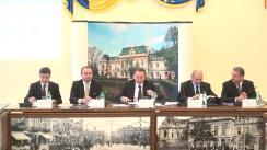 """Dezbaterea """"Investiții Strategice pentru Iași 2015 - 2020"""""""