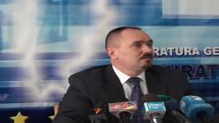Procuratura Generală - Ultimele date privind investigarea cauzelor penale legate de evenimentele din aprilie 2009