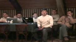 Offline cu Vladimir Filat, Prim-ministrul Republicii Moldova, liderul PLDM