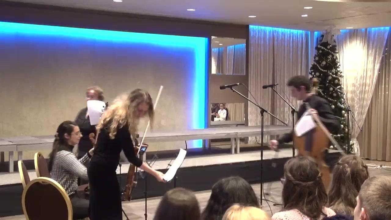 Concert umanitar - AMiCUS Iași