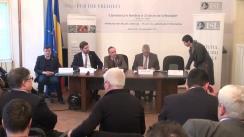 Lansarea de către Institutul de Studii Liberale a studiului privind evoluția liberalismului în societatea românească, marcând 25 de ani de democrație în România