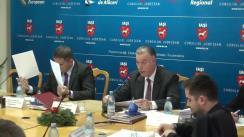 Ședința Consiliului Județean Iași din 18 decembrie 2014