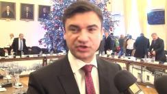 Declarațiile viceprimarului municipiului Iași, Mihai Chirica