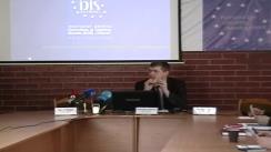 """IDIS Viitorul - Lansarea studiului """"Frontiera moldo-ucraineană - un test pentru suveranitatea Republicii Moldova"""""""
