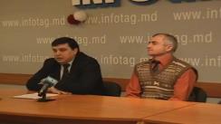 Partidul Congresul Popoarelor din Moldova - Situația politică in Republica Moldova și aderarea Congresului Popoarelor la Partidul Social Democrat