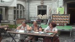 """O seara de vara in """"Gradina uitata"""" - lansare de carte si spectacol de lectura"""