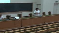 Conferință de presă organizată de Institutul Oncologic pe tema finalizării unui proiect european privind pregătirea cadrelor de specialitate