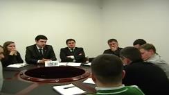 Ședința Clubului IDEA din 24 martie 2010. Administrarea companiilor de către stat