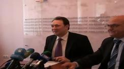 Ministrul Justiției Alexandru Tănase - Reformarea justiției: realizări, priorități și perspective