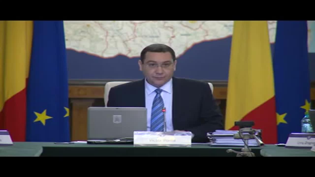Ședința Guvernului României din 18 martie 2015 (imagini protocolare)