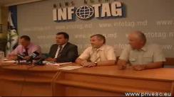 Mihai Petrache, liderul Uniunii Centriste din Moldova - Minciuna și adevărul de la UCM