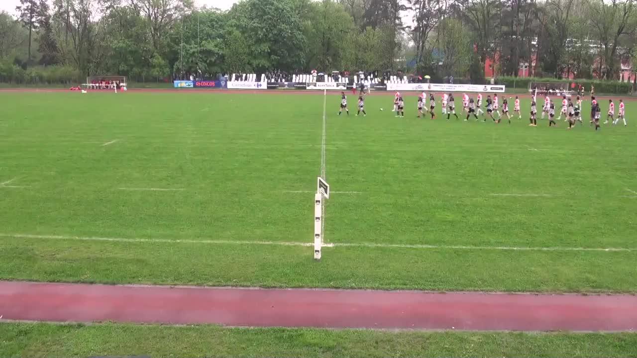 Meciul de Rugby între U Cluj - CS Dinamo