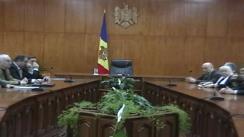 Întrevederea prim-ministrului Vladimir Filat cu deputații primului Parlament al Republicii Moldova