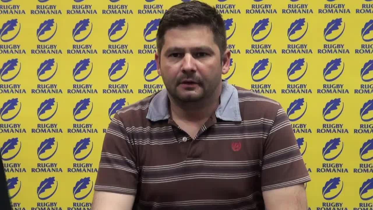 """Emisiunea """"Rugby Show"""" difuzată de rugbytv.ro din 11 mai 2015"""